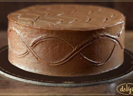 Nutella Cake 2.5LBS - SendFlowers.pk