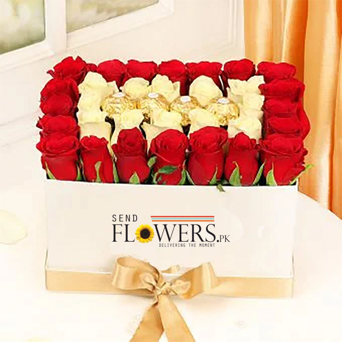 Love Effect - SendFlowers.pk