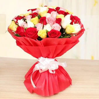 Vibrant Roses - SendFlowers.pk