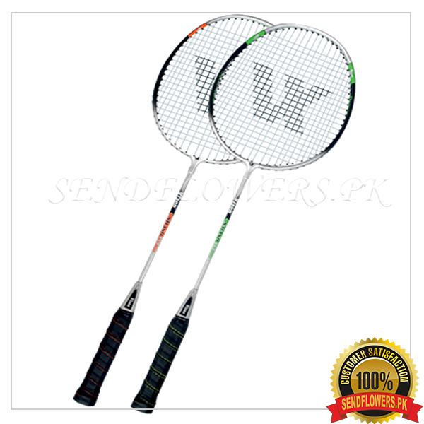 Badminton Premium Racket Set - SendFlowers.pk