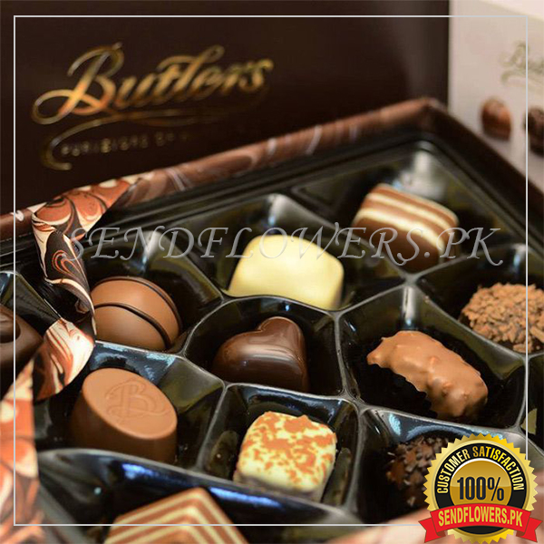 Butler Chocolate Box - SendFlowers.pk