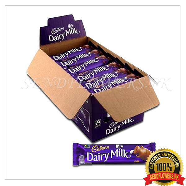 Dairy Milk Chocolaty Bars - SendFlowers.pk