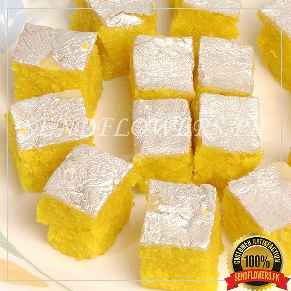 Special Pineapple Barfi - SendFlowers.pk