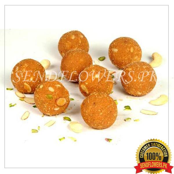 Special Besan Laddoo - SendFlowers.pk