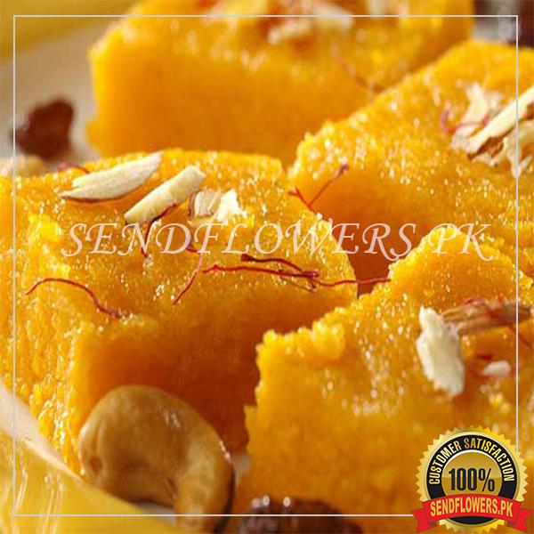 Special Pineapple Halwa - SendFlowers.pk
