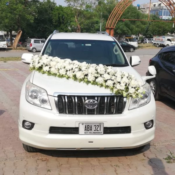 Best Car Decoration - SendFlowers.pk