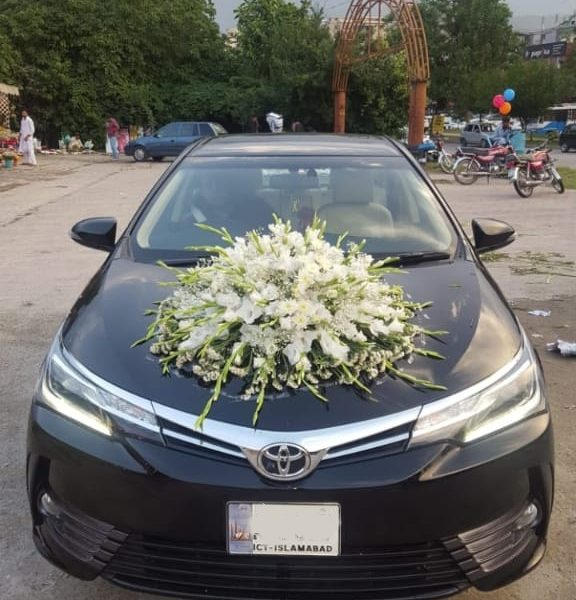 Car Decoration - SendFlowers.pk