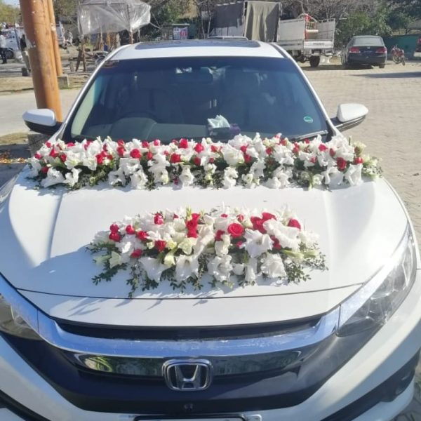 Honda Civic Decoration - SendFlowers.pk