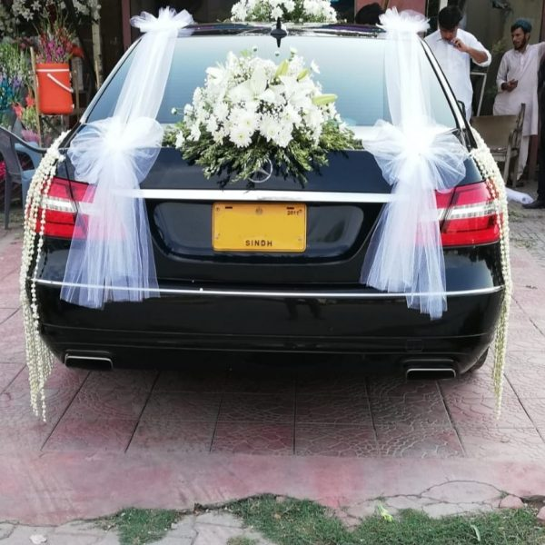 Mercedes Benz Decoration - SendFlowers.pk