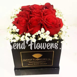 Online Flowers box delivery Pakistan_SendFlowers.pk