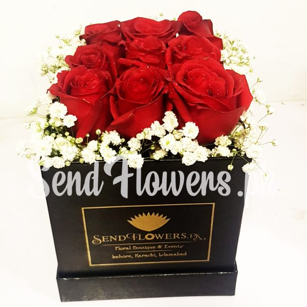 same day valentines day flower delivery Pakistan_SendFlowers.pk