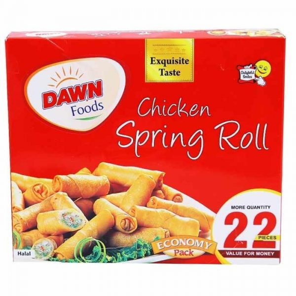 Dawn Chicken Spring Roll 480GM