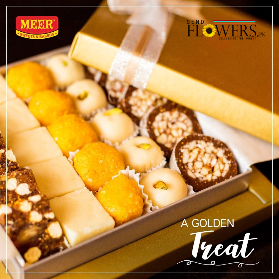 online eid mithai & gifts delivery Pakistan - SendFlowers.pk