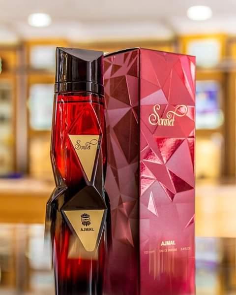 Ajmal Sonnet Perfume