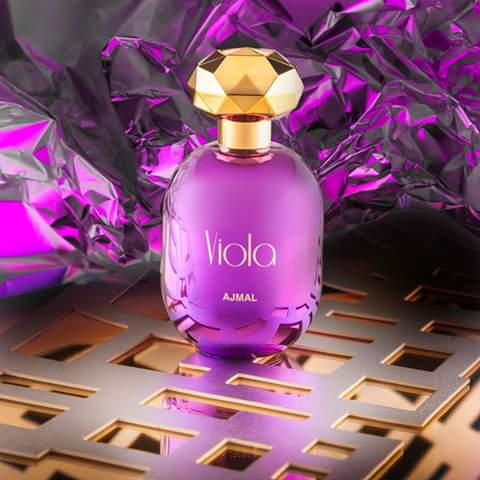 viola perfume by ajmal for women