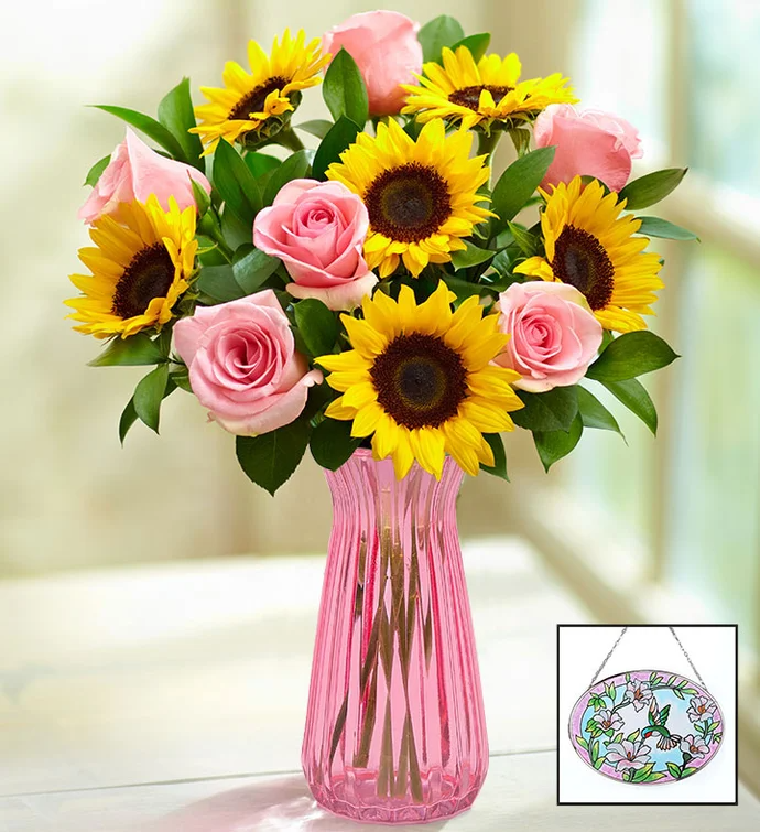 Delivery of Colors of Love and Brightness on Birthday