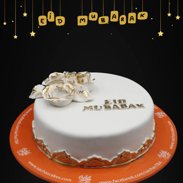 Delivery of Eid Special Cake in Pakistan