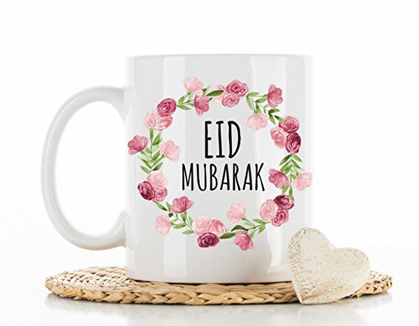 Delivery of Eid Special Mug on Eid in Pakistan