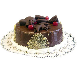 Delivery of Chocolate Love Cake in Pakistan