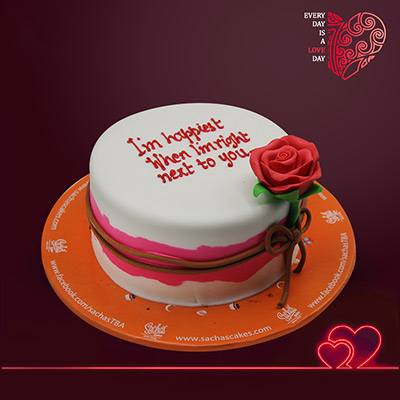 Delivery of Pure Love Cake in Pakistan