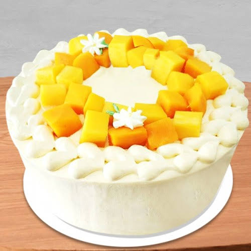Delivery of Creamy Delicious Cake in Pakistan