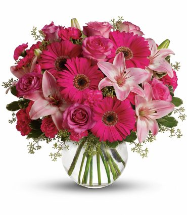 Delivery of Pink Special Bouquet in Pakistan