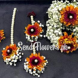 fresh online flowers jewellery for wedding