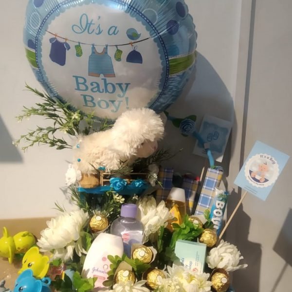 newborn baby gifts & baskets delivery in Pakistan_SendFlowers.pk