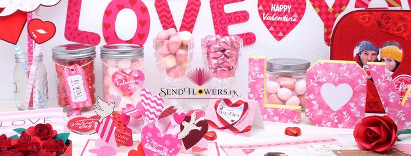 send valentine's day gifts & flowers to Pakistan_SendFlowers.pk