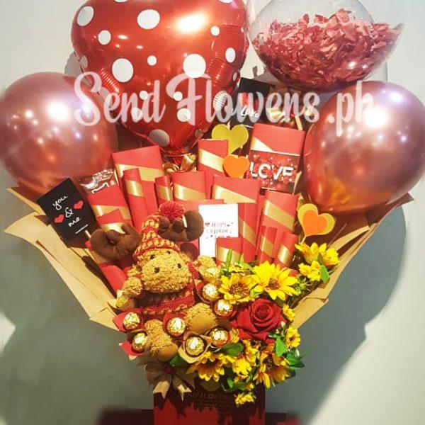 Same Day Valentine Delivery - SendFlowers.pk