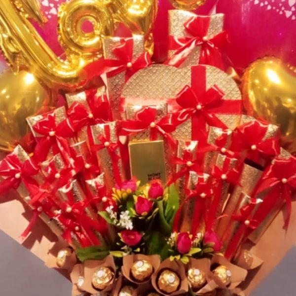 Send Chocolate Box Pakistan - SendFlowers.pk