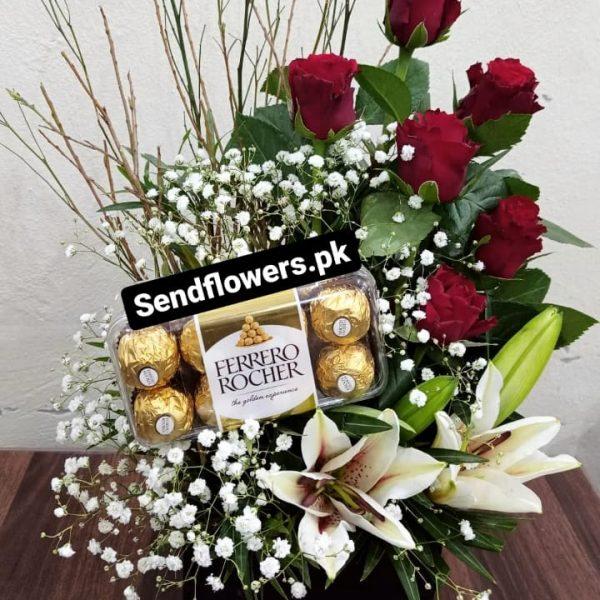 Best Florist Shop - SendFlowers.pk