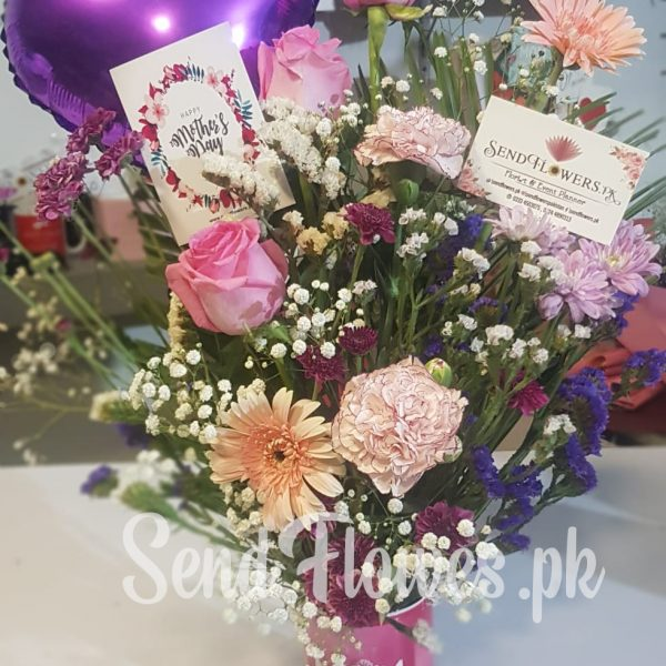 mother's day deals, flowers & gift delivery services in Pakistan