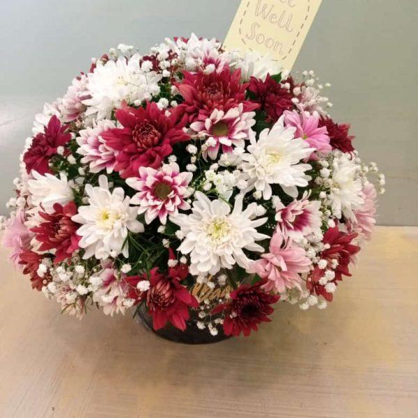 Premium Flowers Box - SendFlowers.pk
