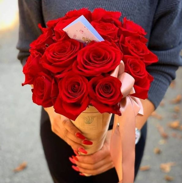 Bridal Bouquet_Delivery in Pakistan