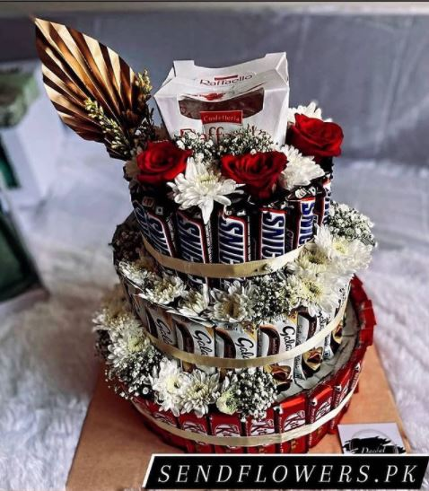 Heaven Tower_Chocolates delivery in Pakistan